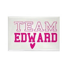 team-edward-photo-larger Rectangle Magnet