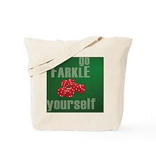 Farkle Yourself Mousepad Tote Bag