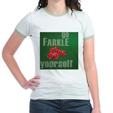 Farkle Yourself Mousepad T