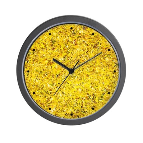 Dandelion Wall Clock 4