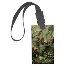 SALVAGE DIVERS Luggage Tag