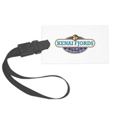 Kenai Fjords National Park Luggage Tag