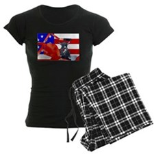 Patriotic Puppy Pajamas