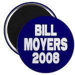 Bill Moyers 2008 Blue Magnet