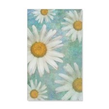 handpainted daisies Wall Decal