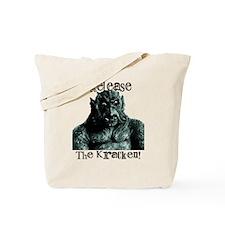 kracken Tote Bag