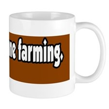 Support-Humane-Farming-Bumper-Sticker Mug