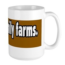 Support-Family-Farms-Bumper-Sticker Mug