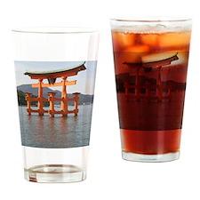 Torii Drinking Glass