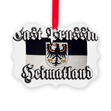 East Prussia Homeland Ornament