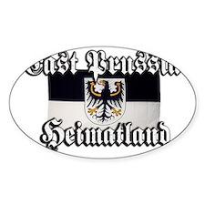 East Prussia Homeland Decal