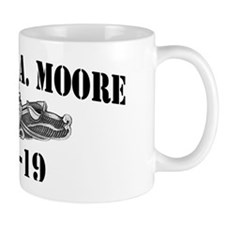 jamoore black letters Mug
