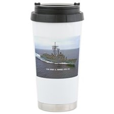 jamoore large poster Travel Coffee Mug