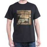 """Guide my Spirit O Lord"" Christian Art T-Shirt"