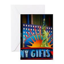 NYGifts Greeting Card