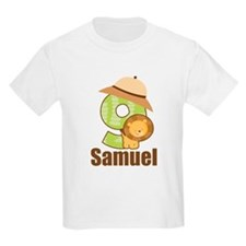 9th Birthday Jungle Safari T-Shirt