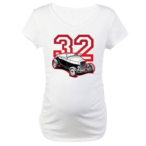 red 32 ford Shirt