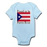 Puerto Rico Infant Bodysuit
