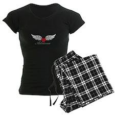 Angel Wings Adriana Pajamas