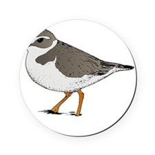 piping-plover Cork Coaster