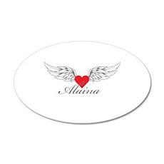 Angel Wings Alaina Wall Decal