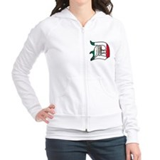 3-Mexican D Fitted Hoodie