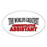 """The World's Greatest Administrative Assistant' St"