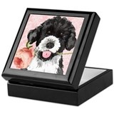 PWD Rose Keepsake Box