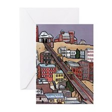 Unique Cincy Greeting Cards (Pk of 10)