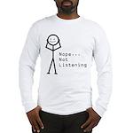 Selective Hearing Long Sleeve T-Shirt