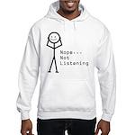 Selective Hearing Hooded Sweatshirt