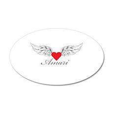 Angel Wings Amari Wall Decal