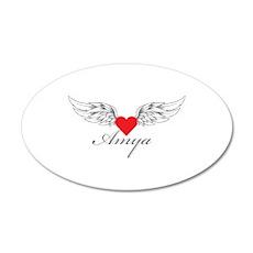 Angel Wings Amya Wall Decal