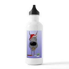 DaneBlueBlue Water Bottle