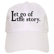 Letg o story up Baseball Cap