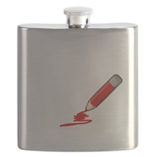 Color-Outside-on-black Flask