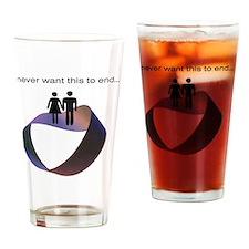 mobius SMNBG Drinking Glass