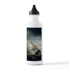 de_windstoot_jour Water Bottle