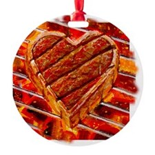 Steak Lover Ornament