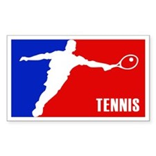 tennis-logo Stickers
