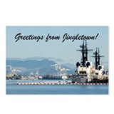 Union Point Greetings Postcards (Package of 8)