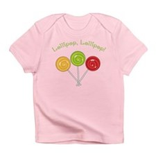 Lollipop, Lollopop! Infant T-Shirt