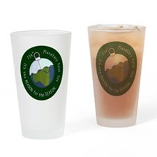 reason-for-the-season-badge-2000 Drinking Glass