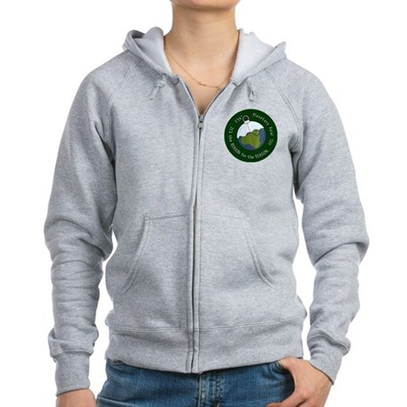 reason-for-the-season-badge-200 Women's Zip Hoodie
