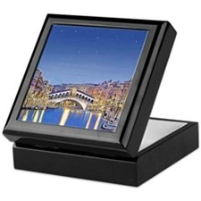 Stars over Venice mp Keepsake Box