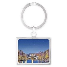 Stars over Venice mp Landscape Keychain
