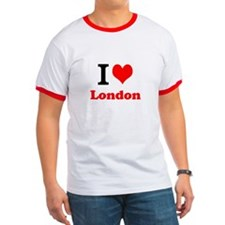 T-Shirt I Love London