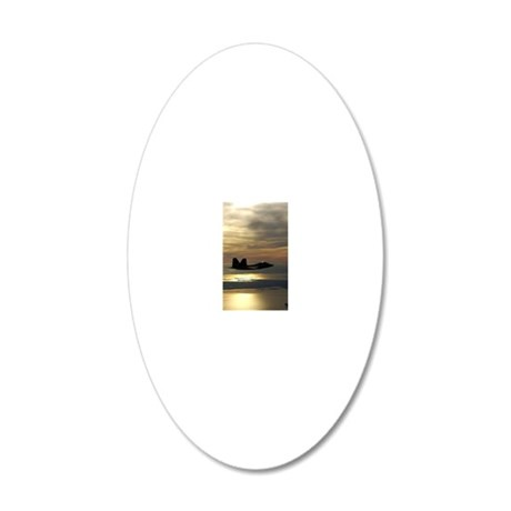 cpf222010a-mp 20x12 Oval Wall Decal