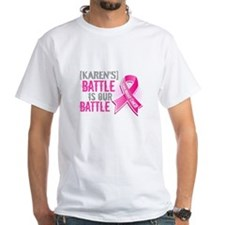Personalized Breast Cancer Shirt