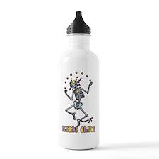 juggler-skel-T Water Bottle